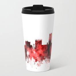 Durham England Skyline Cityscape Travel Mug