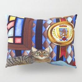 """""""Beloved Cat II"""" Pillow Sham"""