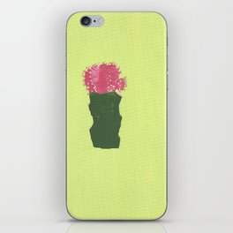 Lil' Cactus Flower iPhone Skin