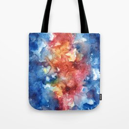 Exo Galaxy Tote Bag