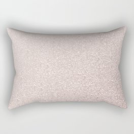 Splashes of champagne Rectangular Pillow