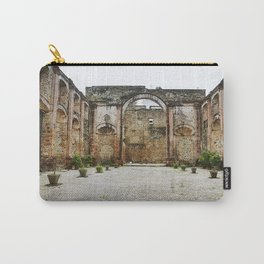 Old Courtyard Carry-All Pouch