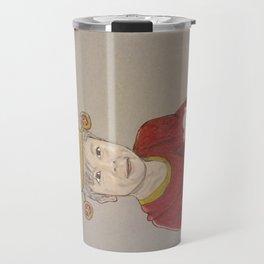 God of wealth Travel Mug