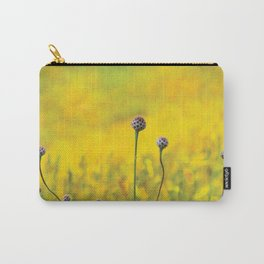 Summer ~ yellow Carry-All Pouch