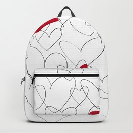 wild hearts Backpack