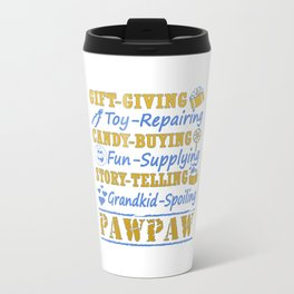 I'M A PROUD PAWPAW Travel Mug