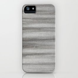 Abstract Cold Earth iPhone Case