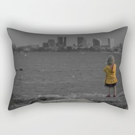 world citizen Rectangular Pillow