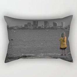 world citizen Rectangular Pillow