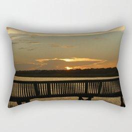 A Dreamy View Rectangular Pillow