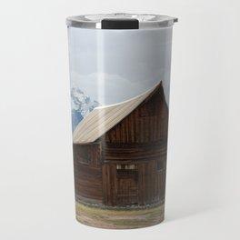 The Barn Travel Mug