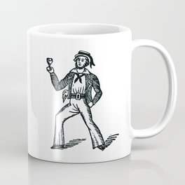 Sailor Marinero Seemann матрос Marin Coffee Mug