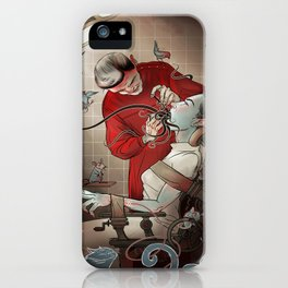 The Dentist iPhone Case