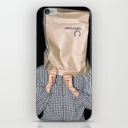 Consumer Culture iPhone Skin