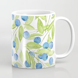 Blueberry Hill Coffee Mug