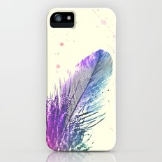 Feather  Slim Case iPhone (5, 5s)