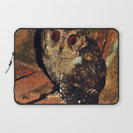 Owl / Photography / Bird Photography / Sexycuteamiee / AmyTmy Prints Laptop Sleeve