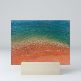 Tropical Waters Mini Art Print