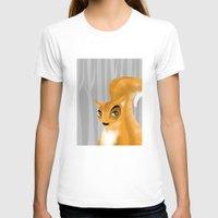 squirrel T-shirts featuring Squirrel by makoshark