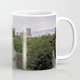 Duck Pond Coffee Mug