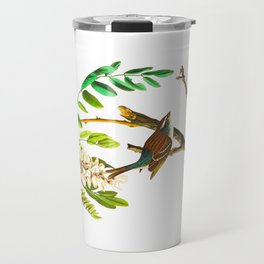Chipping Sparrow Bird Travel Mug