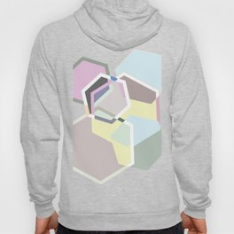 Overlapping Polygons Hoody