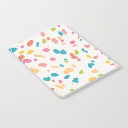 Colorful Animal Print Notebook