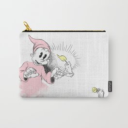 Dopey in the Dark Carry-All Pouch