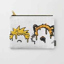 Calvin & Hobbes Grime Carry-All Pouch