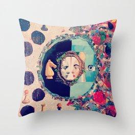 Other Half Throw Pillow