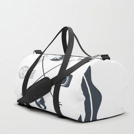 Sourires autour du monde directions Duffle Bag