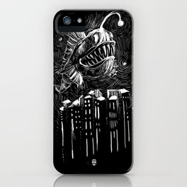 Underwater City iPhone Case