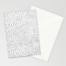 storm | white Stationery Cards