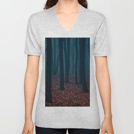 WITCHES FOREST Unisex V-Neck