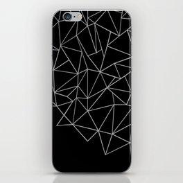 Ab Storm Black iPhone Skin