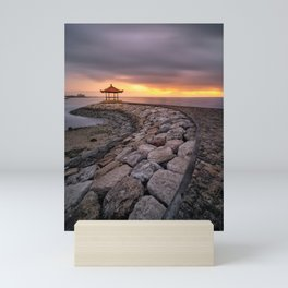 Bali Sunrise Mini Art Print