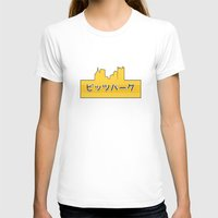 pittsburgh T-shirts featuring Tokyo Pittsburgh by Malc Doodle