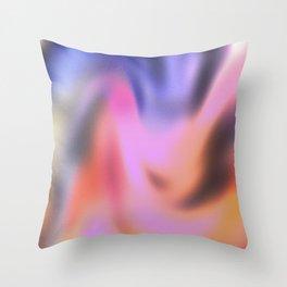 Sorvete Throw Pillow