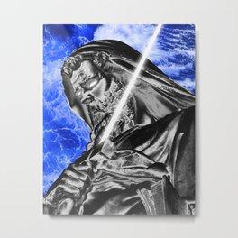 Epée Metal Print