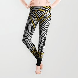 Gold Finger Leggings