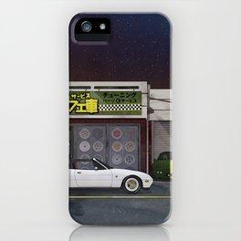 RS Cafesha - NA Roadster iPhone Case