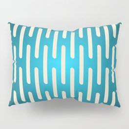 seamless pattern with gradient background Pillow Sham