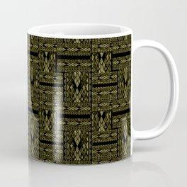 Patchwork seamless snake skin print Coffee Mug