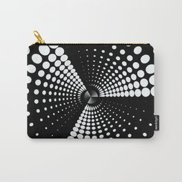 Spinning Motion Carry-All Pouch