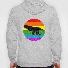 Rainbow Anteater Hoody