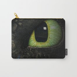 Who's Peeking 2 Carry-All Pouch