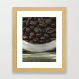 Food photography, macro photo, kitchen, still life, chef, cook, cooking, foodporn, home gifts, ideas Framed Art Print