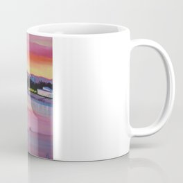 Science Night Lights Coffee Mug