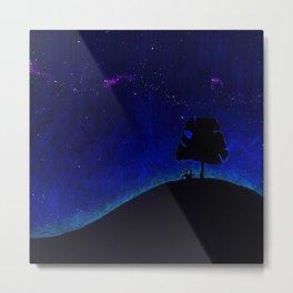 Starry night Metal Print