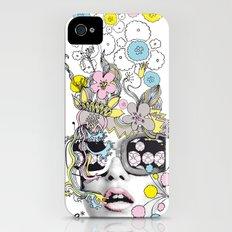 psykéwoman iPhone (4, 4s) Slim Case